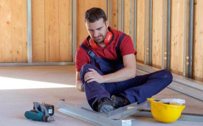 Pracovní úraz a přehled nároků zaměstnance při poškození na zdraví