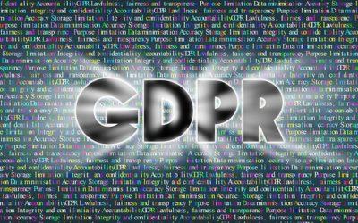 Ochrana osobních údajů (GDPR) a kamerové systémy